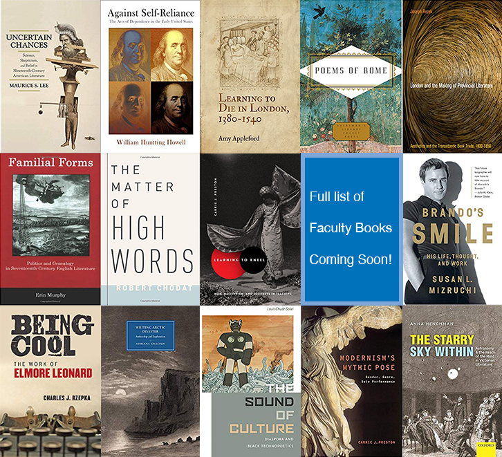 Faculty Books English