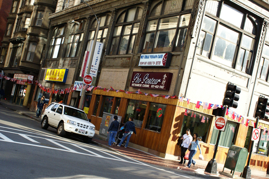 Getting To Know Your Neighborhood Chinatown Bu Today Boston University