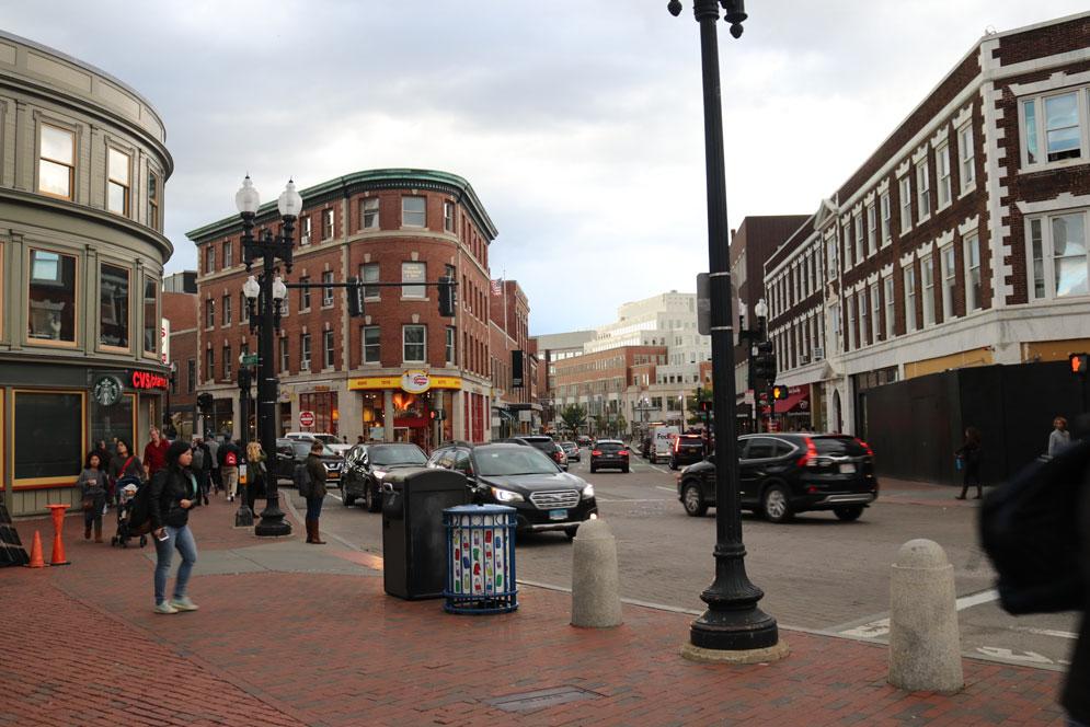 Boston Subway Map Harvard Square.Getting To Know Your Neighborhood Harvard Square Bu Today