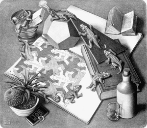 Get Lost In The Math Of M C Escher Bu Today Boston