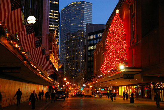 Christmas In Boston Images.Have Yourself A Merry Boston Christmas Bu Today Boston