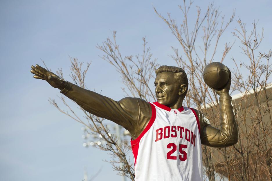 size 40 6fc7a c59e5 Two-Sport Star | BU Today | Boston University