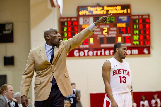 new arrival 25bb2 231c1 Coaching, a Life | BU Today | Boston University