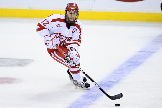 Terriers: Hockey East Title on the Line This Weekend   BU