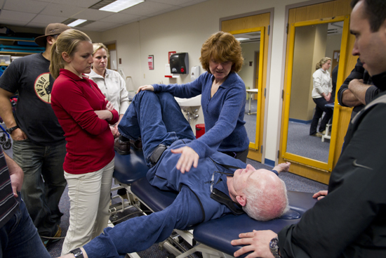 Occupational Therapy Graduate Programs >> Sargent Graduate Programs Rated In Top 25 Bu Today Boston University