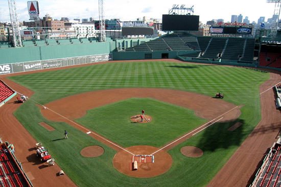 Shopping for Red Sox Tickets | BU Today | Boston University
