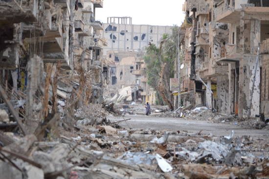 United States Should Stay Out Of Syria