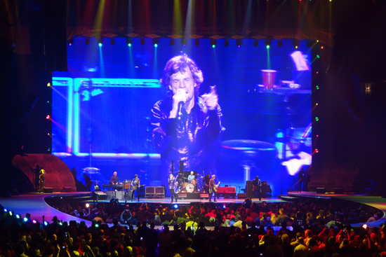 Marsh Choir to Sing Backup for Rolling Stones Tonight | BU