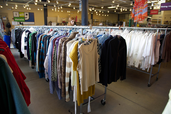 6ac2c944 Shopping Secondhand | BU Today | Boston University