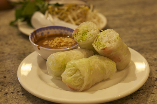 Lunch Anyone Le S Vietnamese Cuisine Bu Today Boston