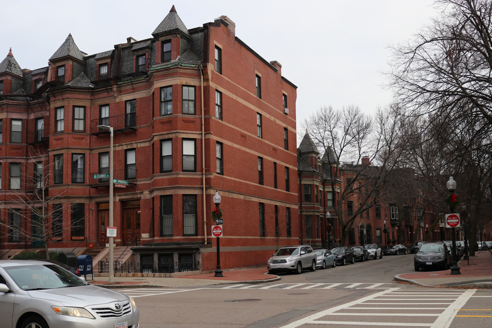 Getting to Know Your Neighborhood: The South End | BU Today