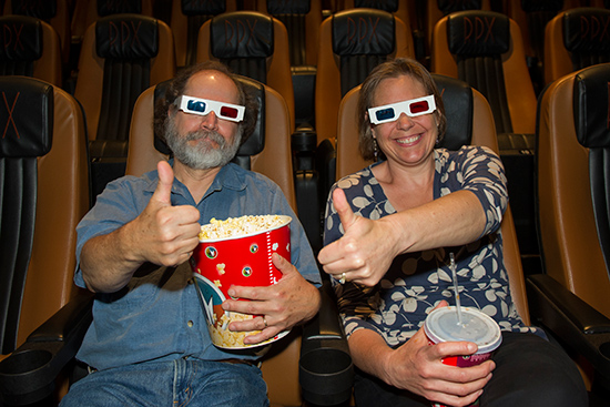 Ant researcher James Traniello and author Barbara Moran give Ant Man two thumbs up