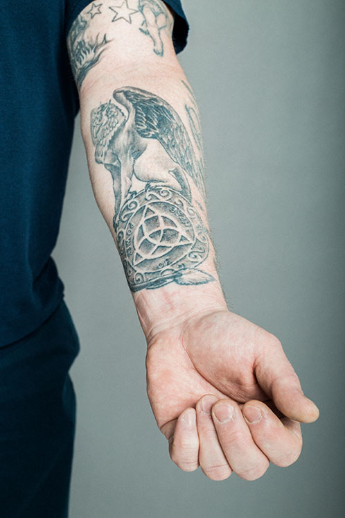 Tattoos: More Than Skin Deep | BU Today | Boston University