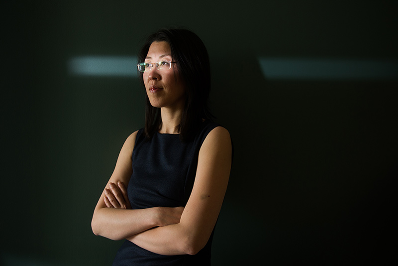 Xue Han, assistant professor of biomedical engineering at Boston University College of Engineering