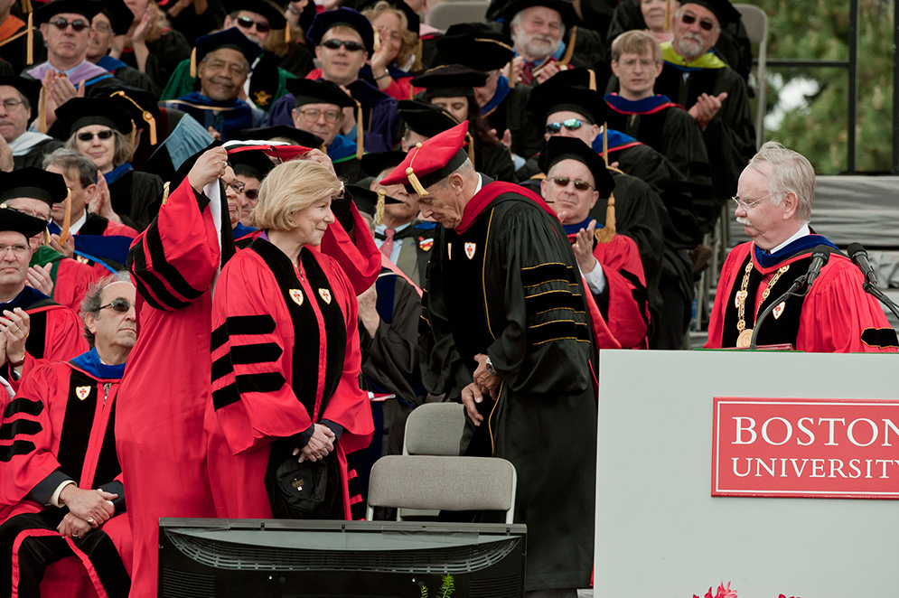 Boston University Notable Alumni: Famous Broadcasters and