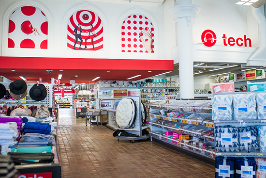New Packard's Corner Target Caters to College Students | BU Today