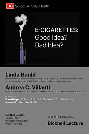 should e cigarettes be regulated