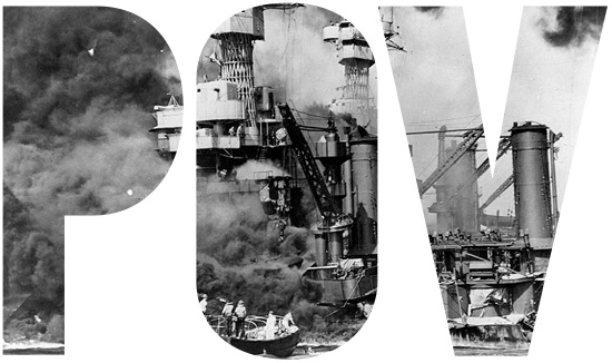 Attack on ships in Pearl Harbor