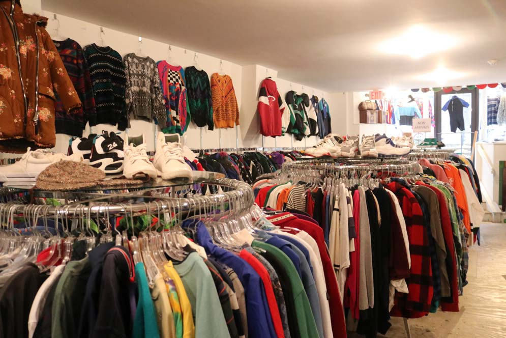 A Guide To Boston S Secondhand Shops Bu Today Boston University