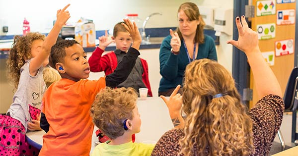 Studying Language Acquisition in Deaf Children | The Brink