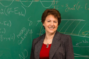 Nancy Kopell, William Fairfield Warren Distinguished Professor of Mathematics & Statistics
