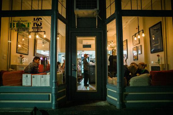 Sha Alum Offers New Twists On Classic Dishes Bostonia