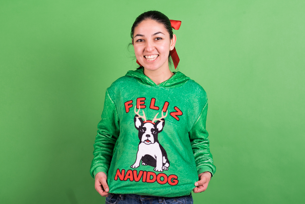 Boston Terrier Christmas Sweater.Don We Now Our Ugly Holiday Sweaters Bu Today Boston