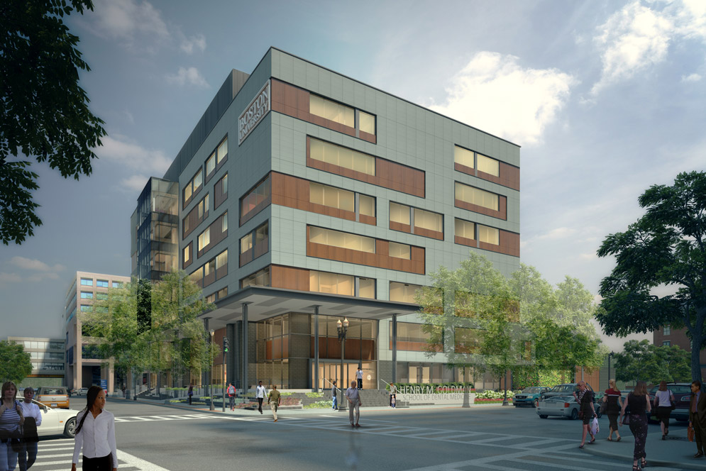 New, Improved Digs in Store for Goldman School of Dental