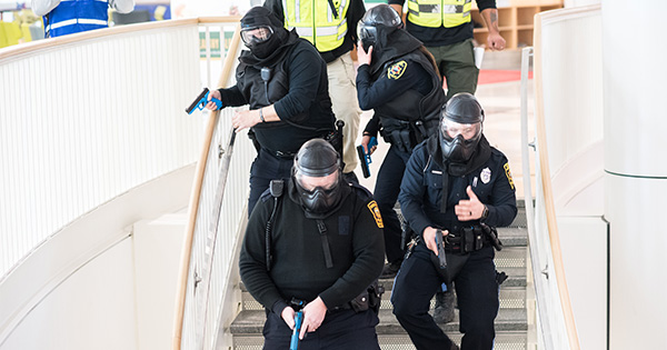 Active Shooter Training Offered at BU | BU Today | Boston