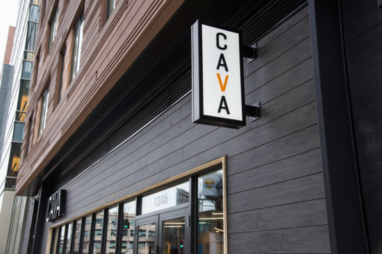 With its customizable build-a-meal option, Cava offers diners a dizzying 58,978,800 combos (they counted).