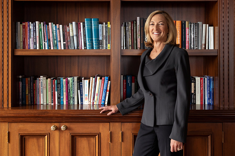 Susan Fournier, Dean of Questrom College of Business at Boston University