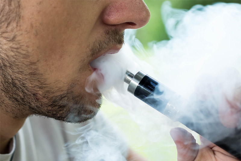 Will the Government Ban E-Cigarettes? | BU Today | Boston