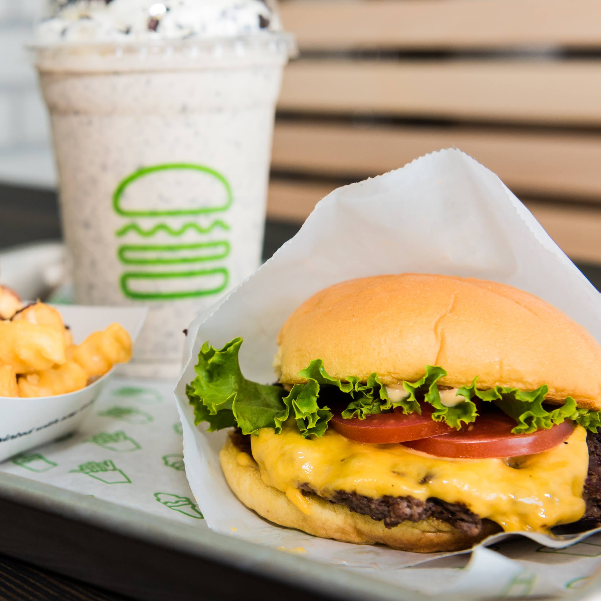 Shake Shack's ShackBurger