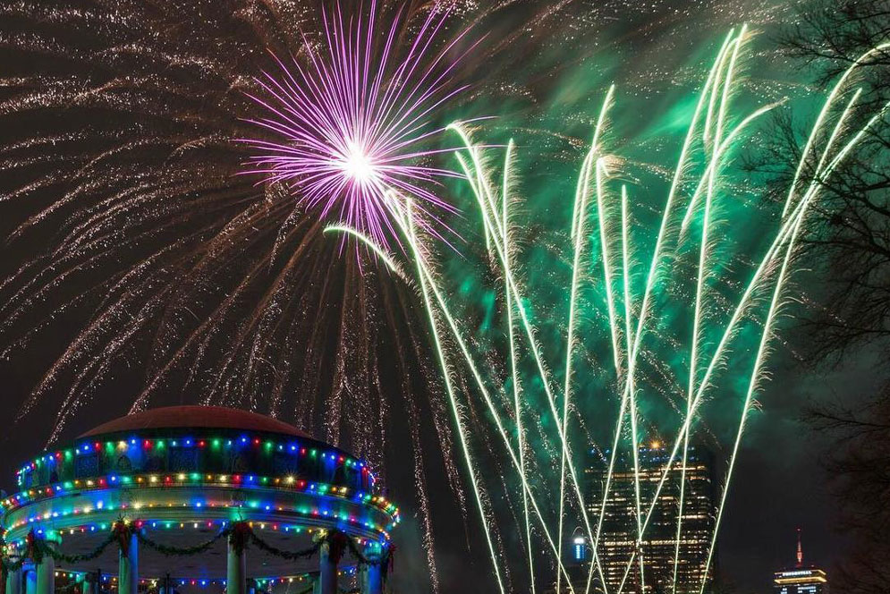 A Guide to Celebrating New Year's Eve and Day, Boston-Style | BU