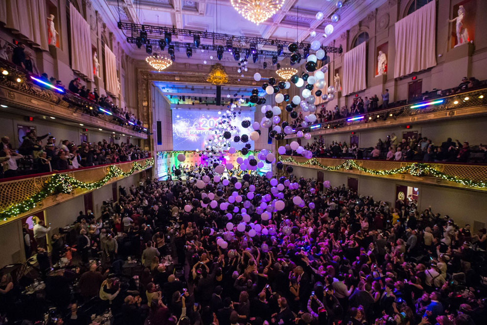 Celebrating New Year's Eve 2020 in Boston | BU Today ...