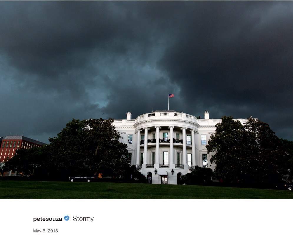 New Book by Pete Souza (COM'76) Throws ...