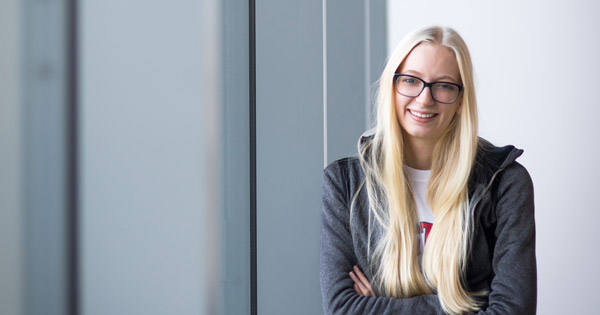 No Obstacle Too Steep for BU's First Mitchell Scholar | BU