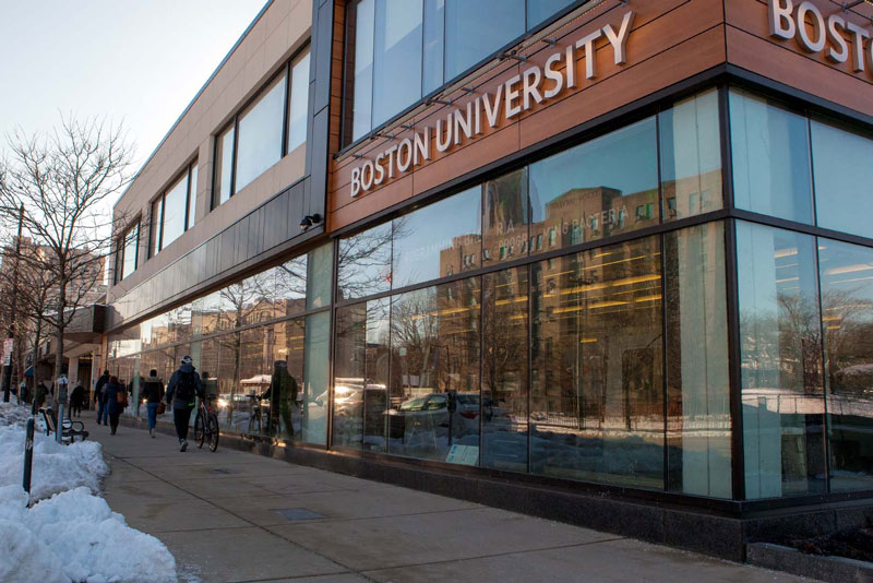 BU's Engineering Product Innovation Center