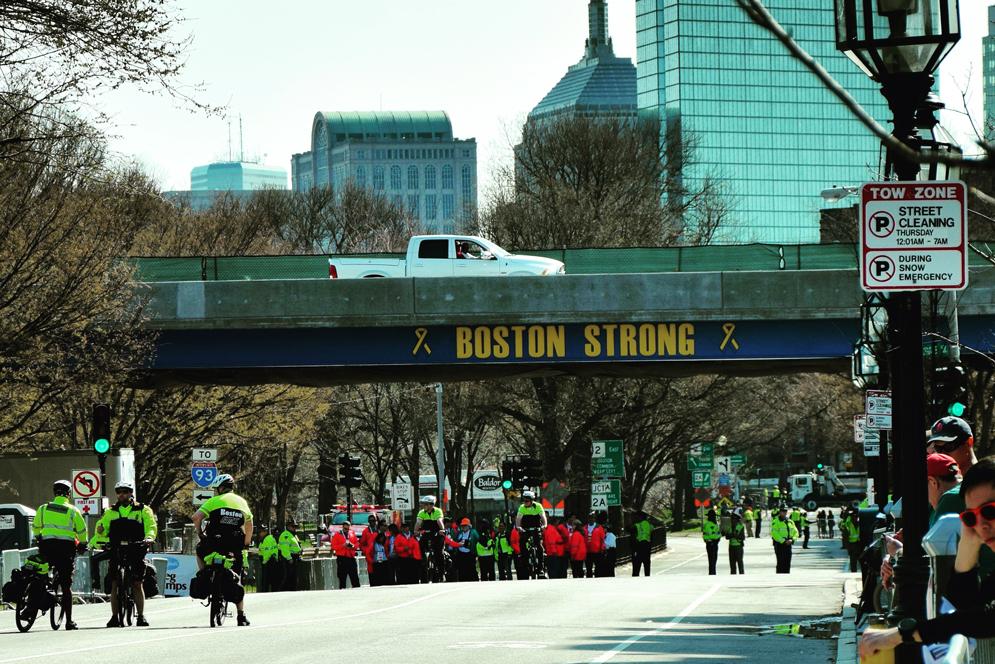 Boston Marathon Security: No Backpacks, Drones, Rooftop/Porch