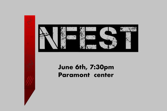 Infest poster