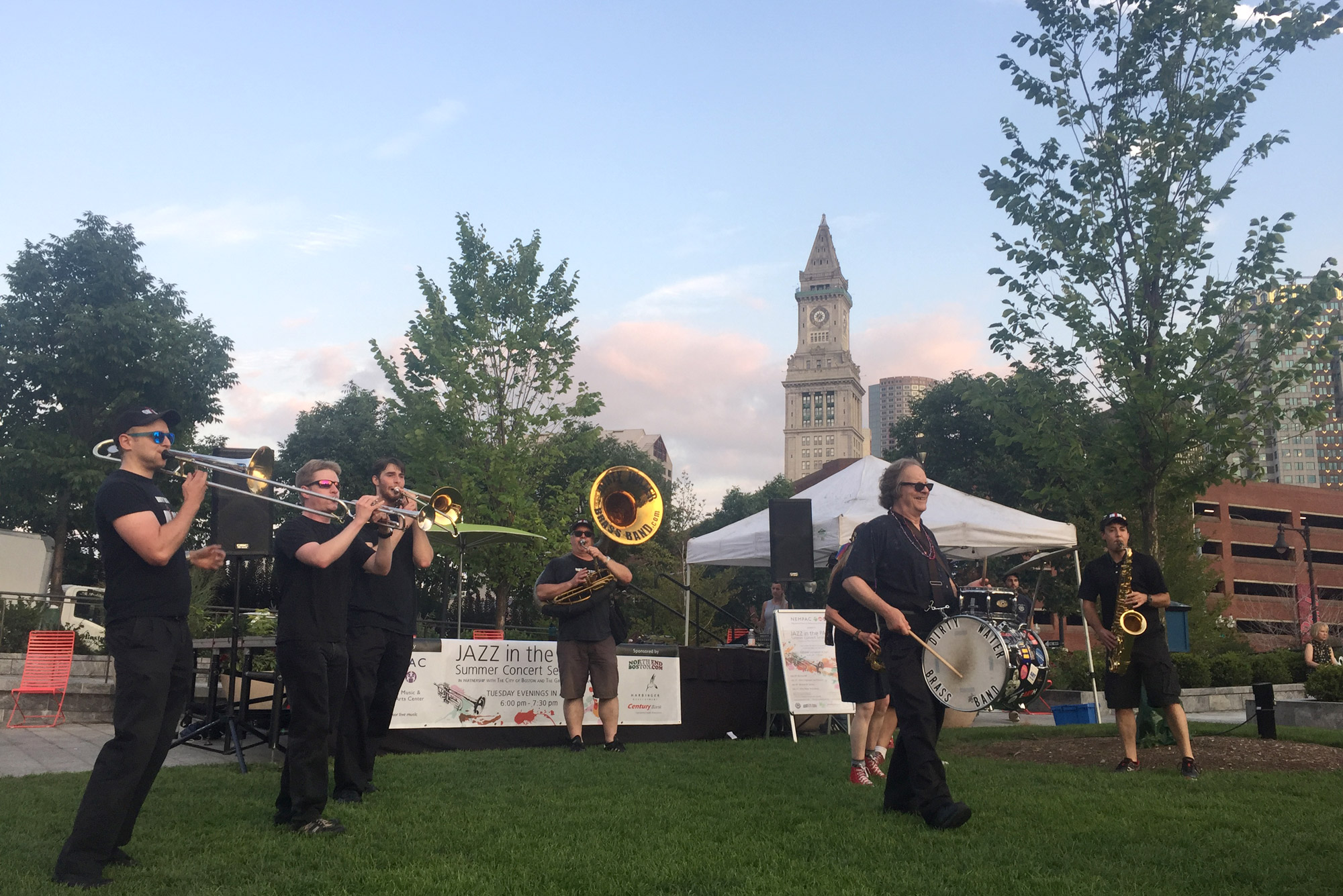 To Do Today: Jazz in the Park