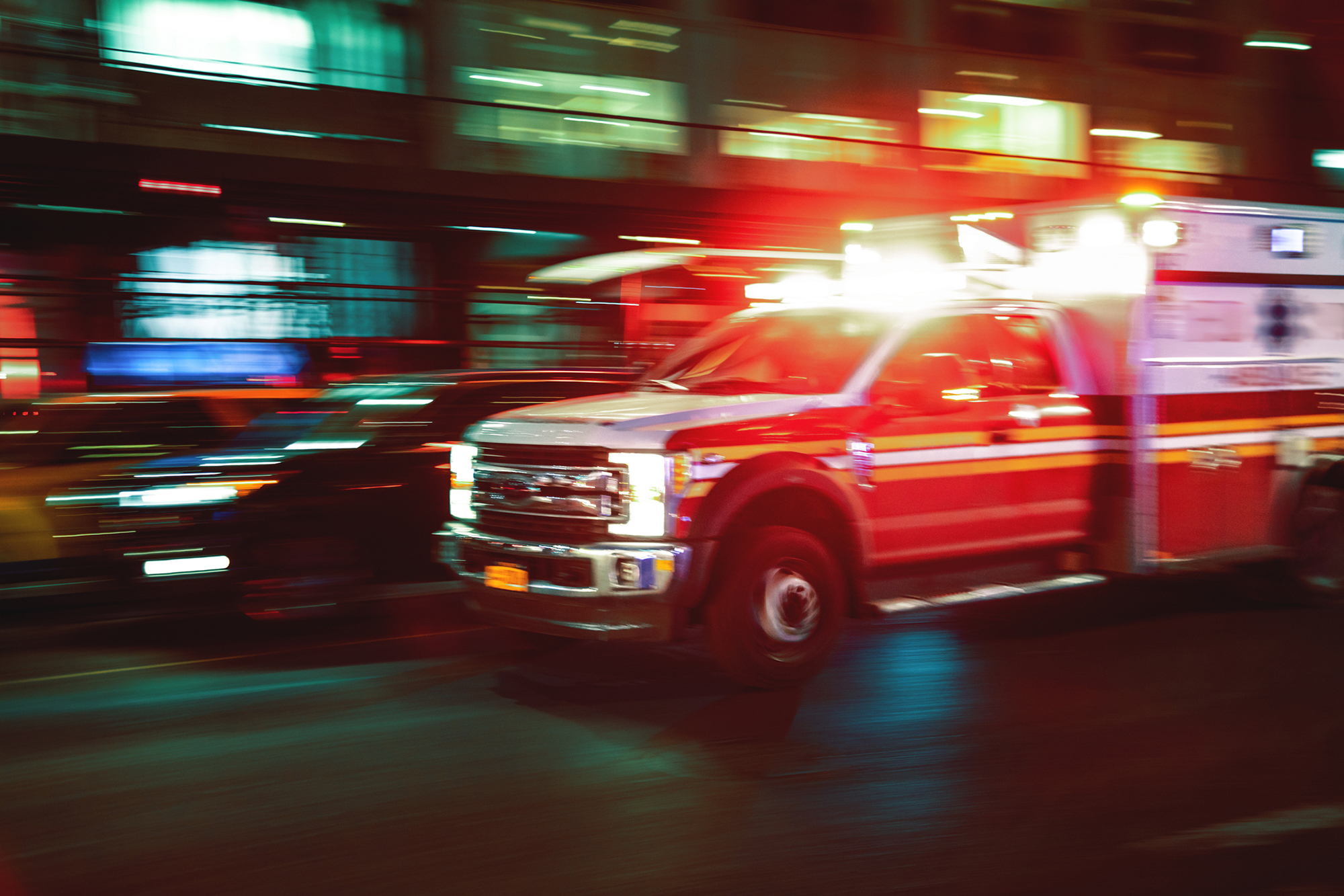 Your Race May Factor in Which ER an Ambulance Takes You To | The Brink |  Boston University