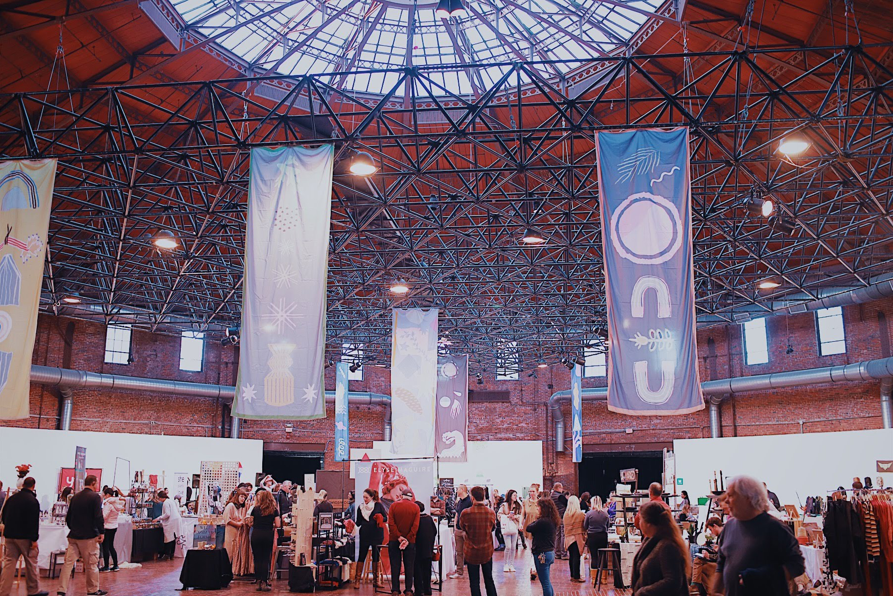 The annual Renegade Craft Fair