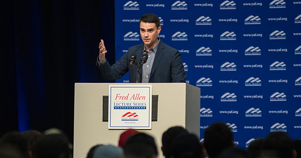 Ben Shapiro At Bu The Speech The Protests The Reactions Bu Today Boston University