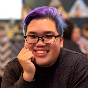 A photo of Dennis Yu