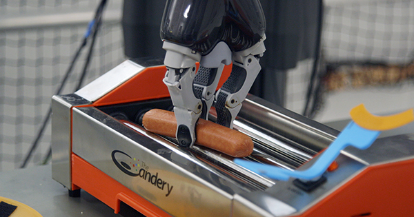 Machine Learning Robots Who Cook Perfect Hot Dogs
