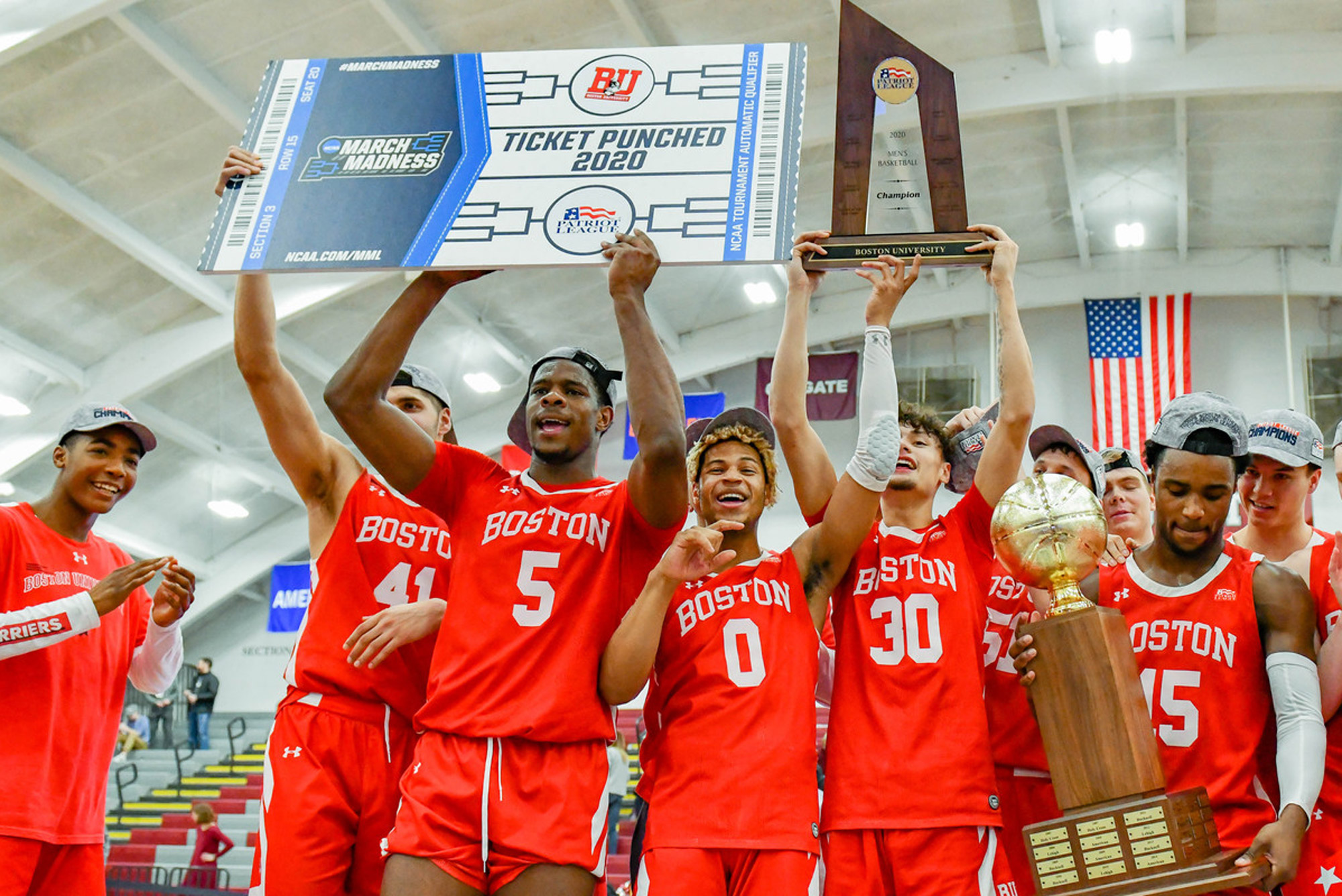 Patriot League Announces Condensed 2021 Basketball Season | BU