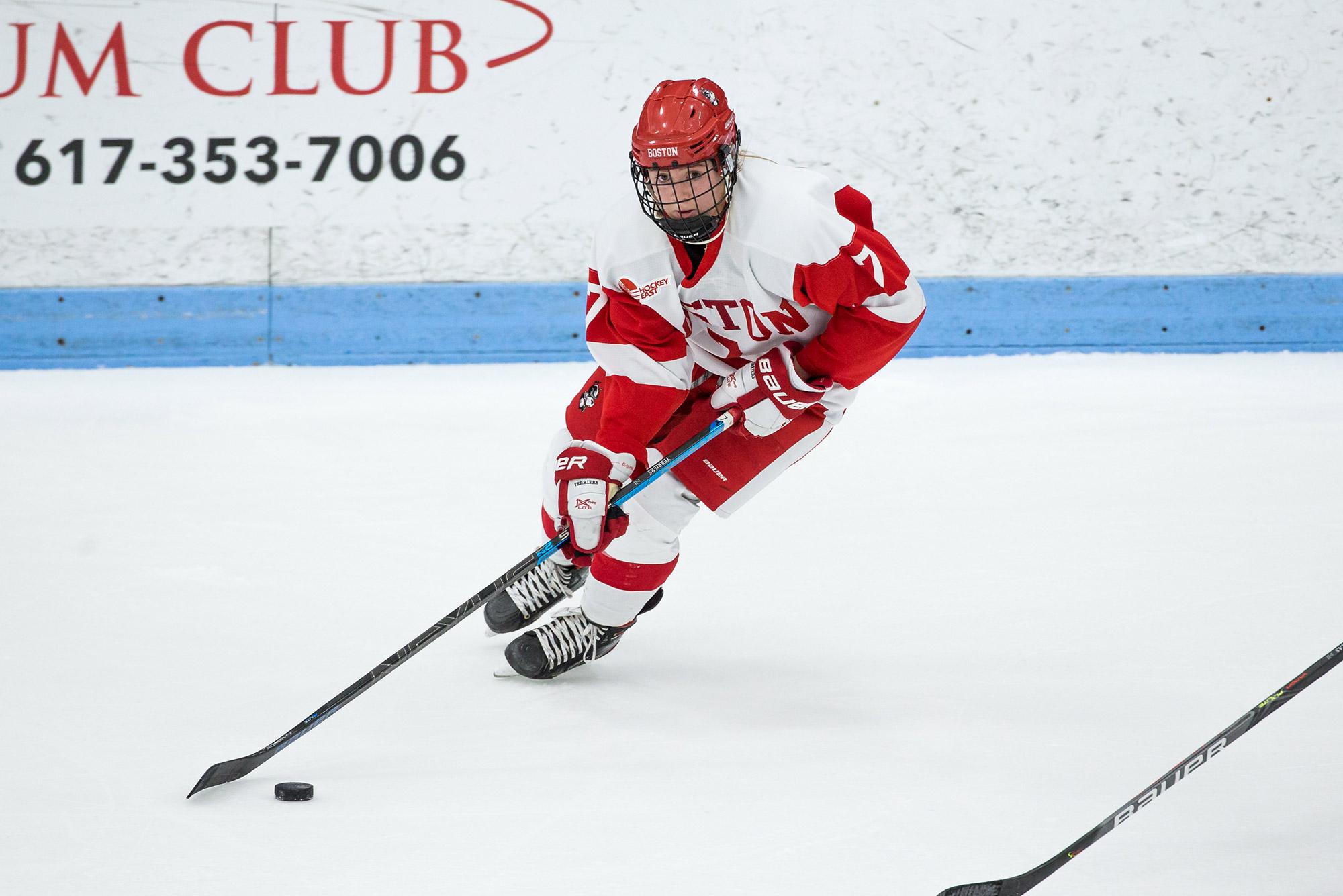 BU Women's Hockey Set to Open Season This Weekend | BU Today | Boston  University