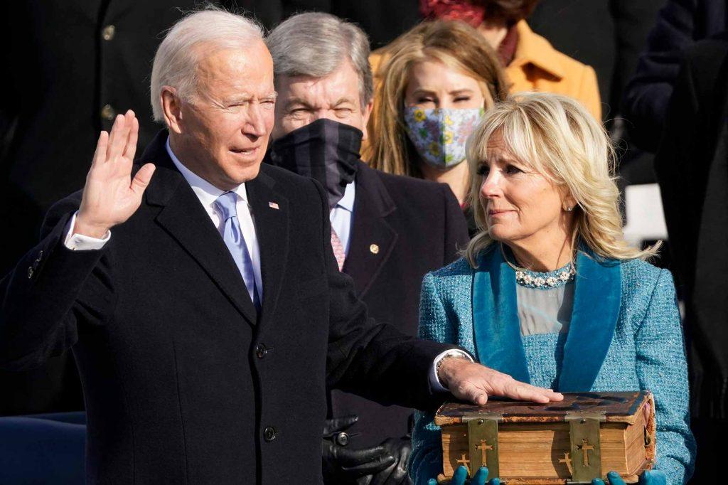 President Biden's Inaugural Address Gave America Reassurance and Hope | BU  Today | Boston University