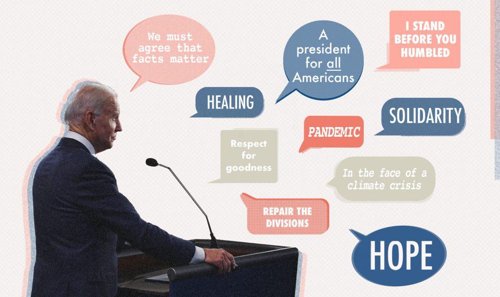 BU Community Writes Joe Biden's Inaugural Address | BU ...